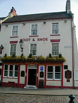The Boot & Shoe